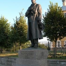 Памятник в Тамбове